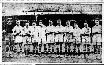 Γνωρίζατε ότι… σαν σήμερα 25 Μαρτίου του 1938 η Εθνική ομάδα ποδοσφαίρου γνώριζε την μεγαλύτερη ήττα της ιστορίας της χάνοντας με 11-1 από την Ουγγαρία;