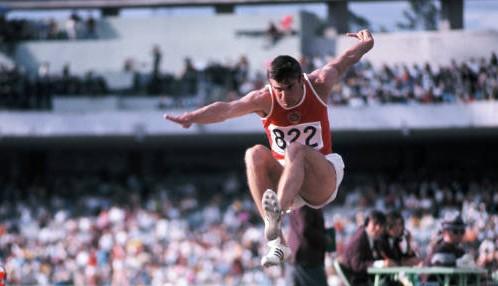 Γνωρίζατε ότι… στους Ολυμπιακούς αγώνες του Μεξικού το 1968 καταρρίφθηκε 5 φορές το παγκόσμιο ρεκόρ στο τριπλούν;