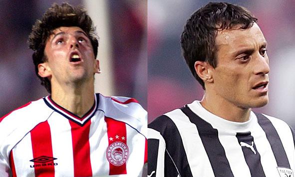 Το κουίζ της ημέρας 18/4: Δέκα Έλληνες παίκτες που αγωνίστηκαν σε Ολυμπιακό και ΠΑΟΚ!