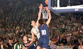 Φώτο/κουίζ: Το πρώτο του Παναθηναϊκού στο μπάσκετ το 1996 στο Παρίσι