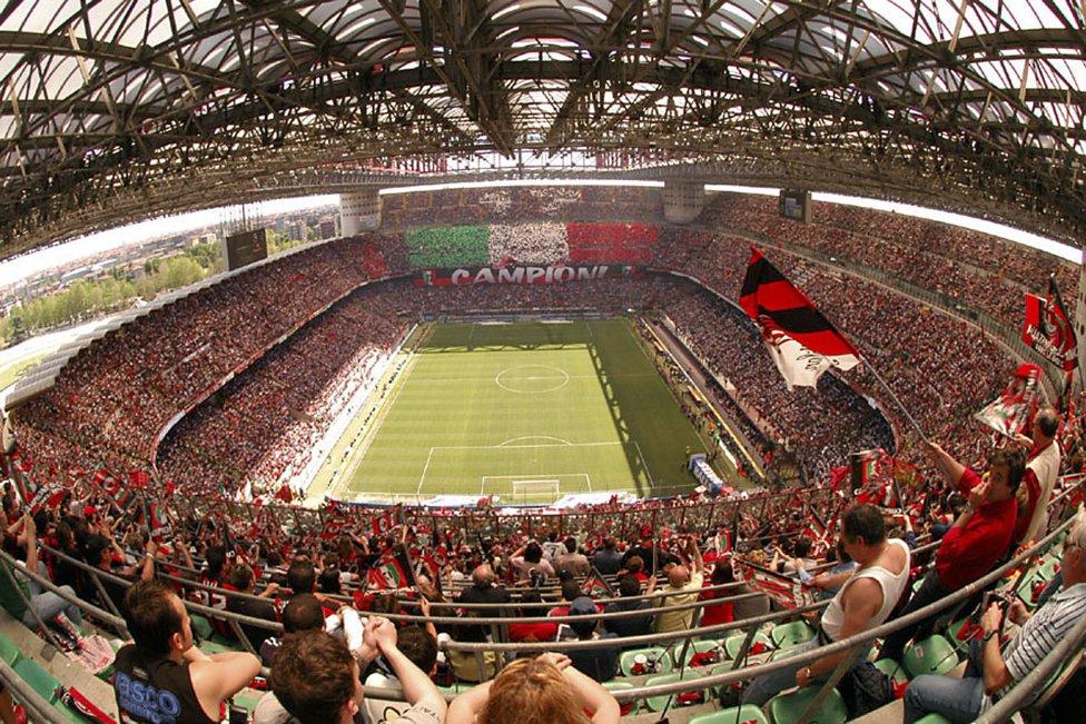 Δέκα «ναοί» του ευρωπαϊκού ποδοσφαίρου! Πόσο καλά τους ξέρεις;