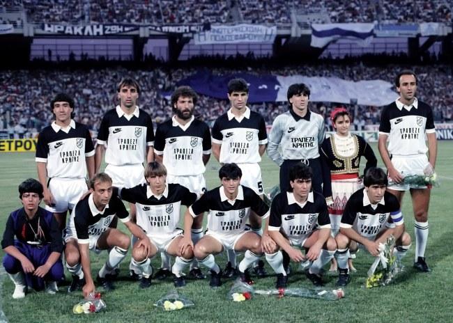 Ξέρετε ότι δύο ομάδες έχουν 100% επιτυχία σε τελικούς κυπέλλου Ελλάδας;