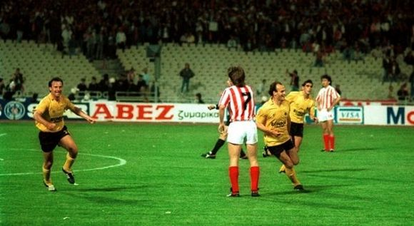 Σαν σήμερα 7/5/1989 Ολυμπιακός-ΑΕΚ 0-1, το ματς της δεκαετίας!