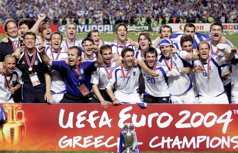Κουίζ: Θυμάσαι τα νούμερα των παικτών στην χρυσή εθνική Ελλάδας του 2004;
