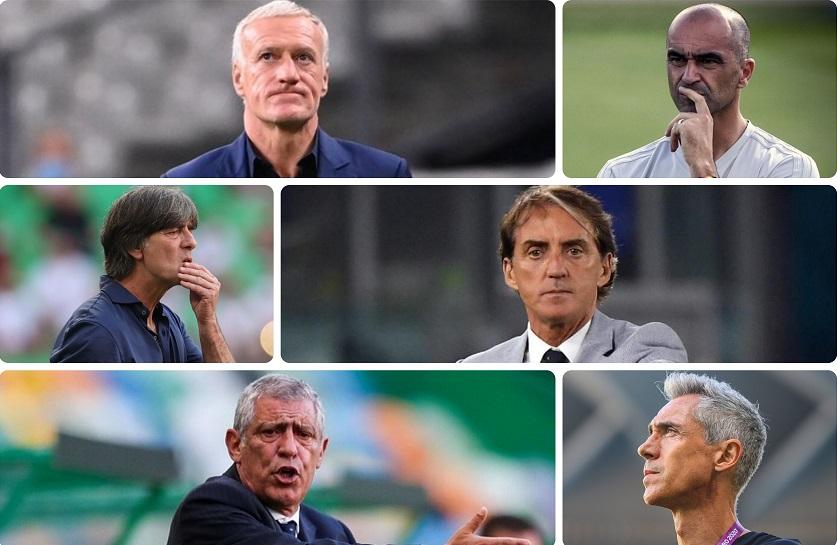 Κουίζ: Πόσο καλά ξέρεις τους προπονητές του Euro;