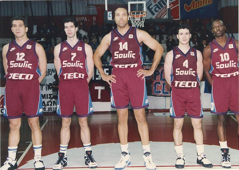 Δέκα ομάδες που ξεχώρισαν στην Α1 μπάσκετ. Θυμάσαι τα χρώματα τους;