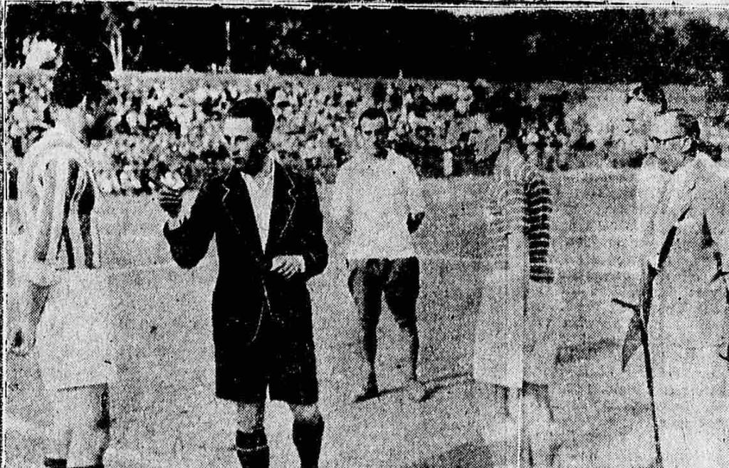 """Αθλητικές Ιστορίες: Σαν σήμερα 1/6/1930 """"ΠΑΟ-ΟΣΦΠ 8-2"""" – Σκίτσα και φωτογραφίες!"""