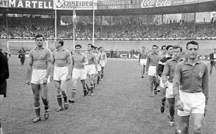 Γνωρίζατε ότι… το τελικό σκορ 5-4 μεταξύ Γιουγκοσλαβίας και Γαλλίας, στην «πρεμιέρα» όλων των Euro το μακρινό 1960, παραμένει το παιχνίδι με τα περισσότερα τέρματα μέχρι σήμερα;