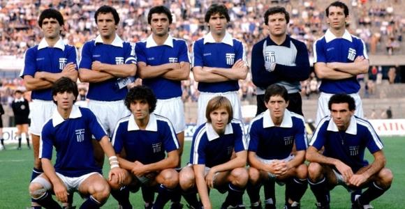 Φώτο Κουίζ: Η πορεία της Εθνικής Ελλάδος στην πρώτη συμμετοχή της σε Euro το 1980!