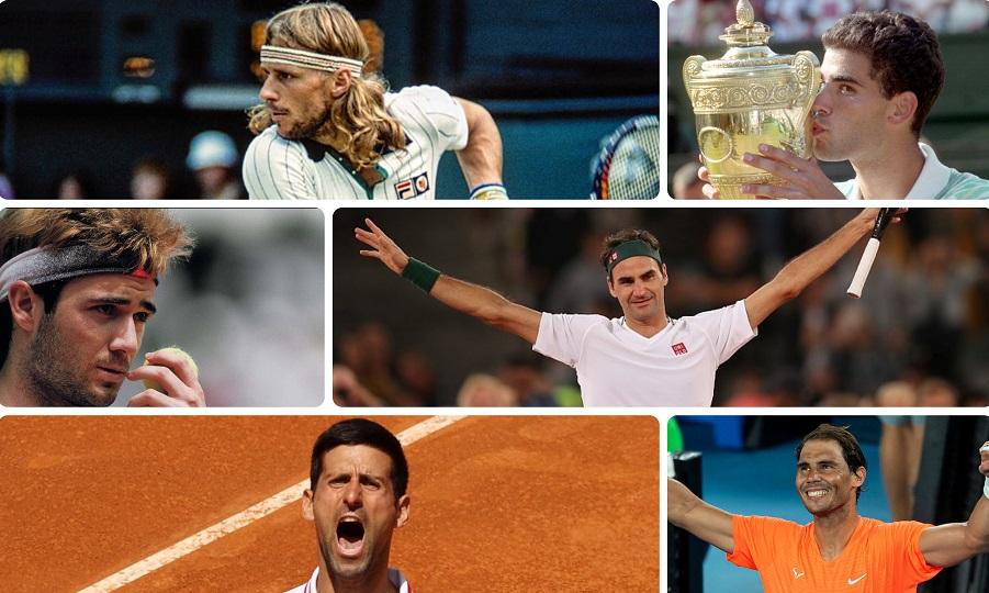 Κουίζ-Τένις: Οι κορυφαίοι των… κορυφαίων!