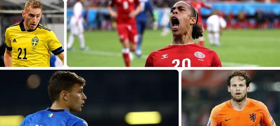 Οι παίκτες του Euro που δεν θυμάσαι το όνομά τους!