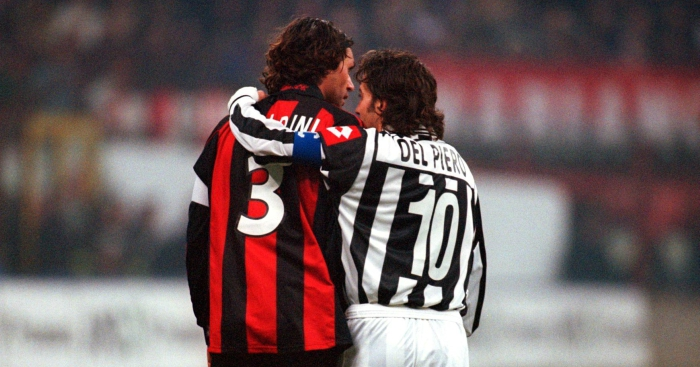 Θυμάσαι τους μεγάλους Ιταλούς ποδοσφαιριστές που έμειναν πιστοί σε μία ομάδα;