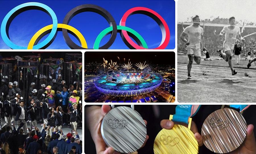 10 ερωτήσεις-παγίδες για τους Ολυμπιακούς Αγώνες!