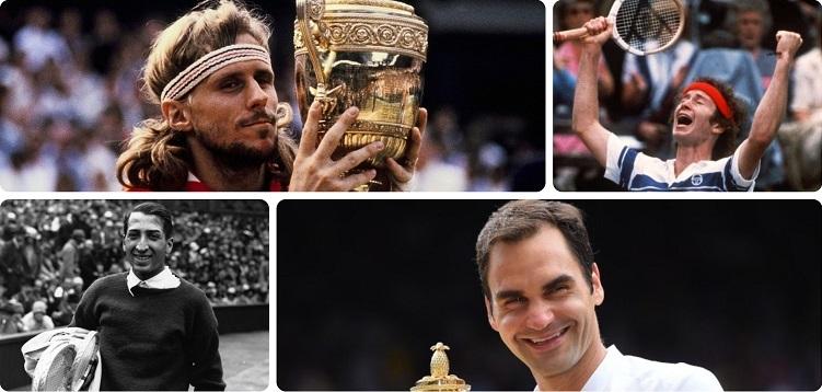 Κουίζ: Δέκα τενίστες που κατέκτησαν το Wimbledon!