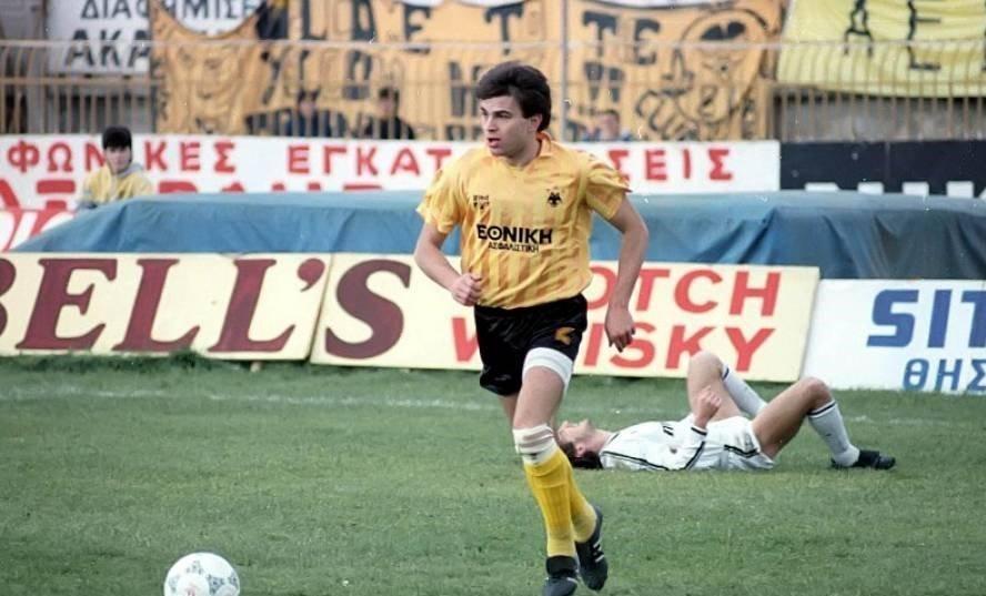 Αναγνωρίζεις 11 πρωταθλητές της ΑΕΚ το 1989;