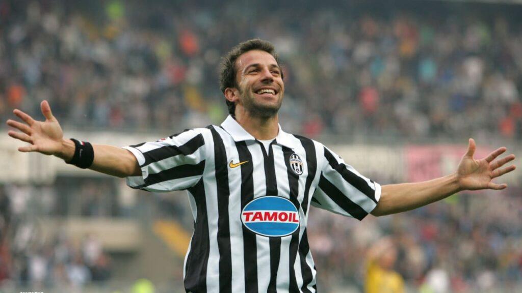 Μεγάλοι Ιταλοί παίκτες 1990-2010. Θυμάσαι το αγαπημένο τους νούμερο;