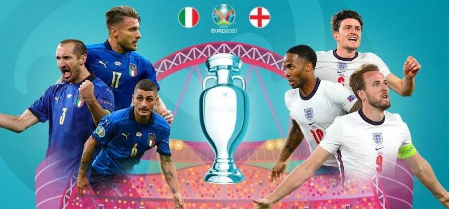 Κουίζ Euro 2020: Ιταλία vs Αγγλία