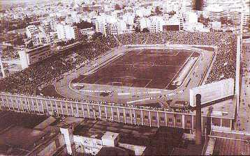 Γνωρίζατε ότι…το 1959-1960 τέσσερις ομάδες χρησιμοποίησαν το Καραΐσκάκη ως έδρα;