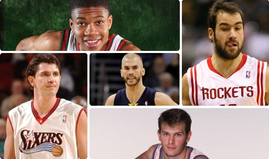 Κουίζ: Δέκα Έλληνες οι οποίοι έπαιξαν NBA. Θυμάσαι πότε;