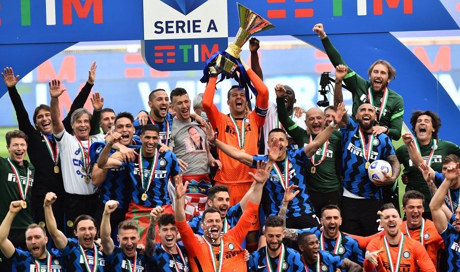 Serie A: Θυμάσαι τα πρωταθλήματα της κάθε ομάδας;
