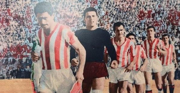 Γνωρίζατε ότι… το 1959-1960 στην 1η σεζόν της Α΄ εθνικής 4 ομάδες χρησιμοποίησαν το στάδιο Καραϊσκάκη ως έδρα;