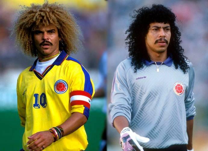 Δέκα σπουδαίοι Κολομβιανοί ποδοσφαιριστές!