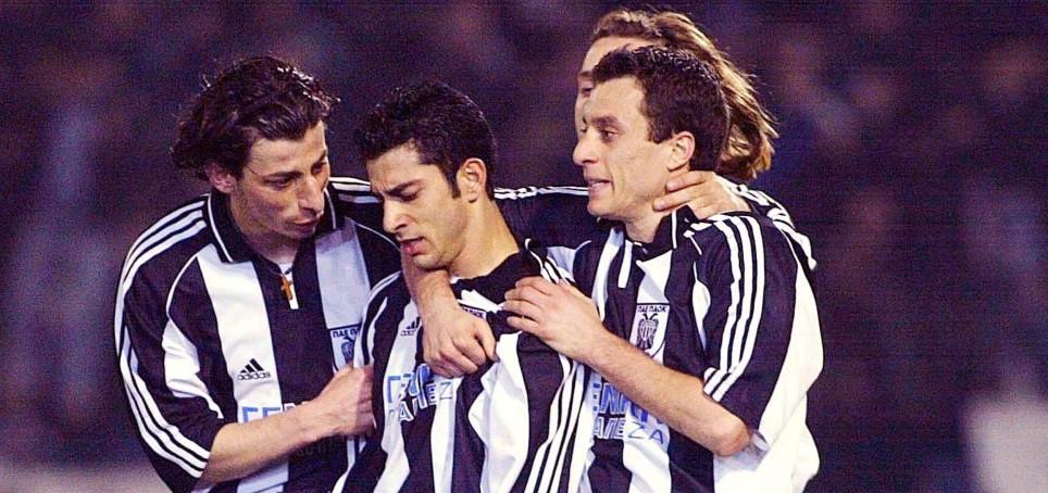 Γνωρίζατε ότι τη σεζόν 2001-2002 στο παιχνίδι ΠΑΟΚ-ΑΕΚ στην Τούμπα συμμετείχαν μόνο δύο ξένοι ποδοσφαιριστές στις βασικές εντεκάδες των δύο ομάδων;