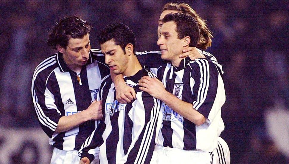 Γνωρίζατε ότι τη σεζόν 2001-02 στο παιχνίδι ΠΑΟΚ-ΑΕΚ στην Τούμπα συμμετείχαν μόνο δύο ξένοι παίκτες στις βασικές εντεκάδες των δύο ομάδων;