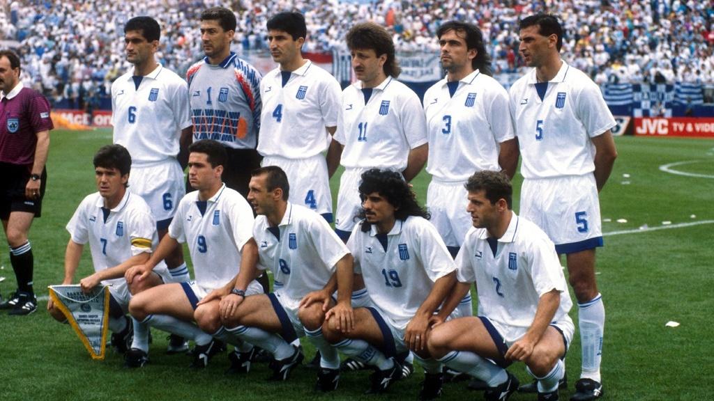 Οι 22 παίκτες της Εθνικής στο Μουντιάλ του 1994!