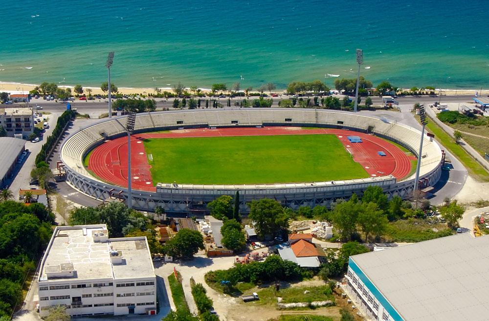 Ξέρεις τα ελληνικά γήπεδα ποδοσφαίρου;